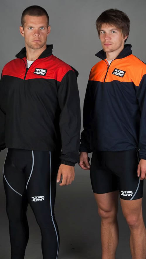ROWI rowing splash jackets